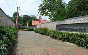 Gerbang Sudirman Green park