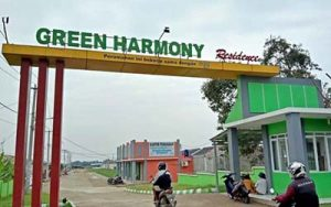 gerbang green harmoni