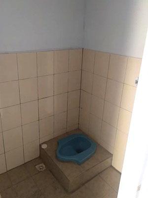 foto kamar mandi perum GRC
